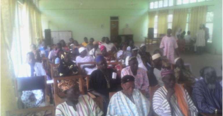 Zabzugu District Assembly holds tax forum