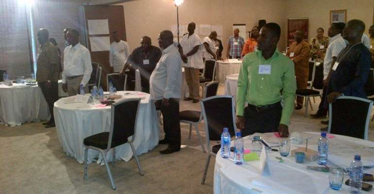 Accra Sanitation and water project kicks-off
