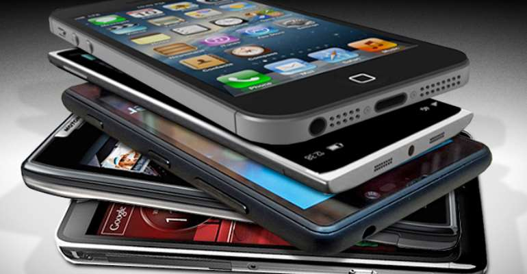 Drop That (Yam) Phone!  Is It A Way To Push Smart Phones On People?