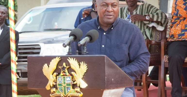 Mahama Has Used Public Funds to Buy Properties for Mistresses and Political Allies