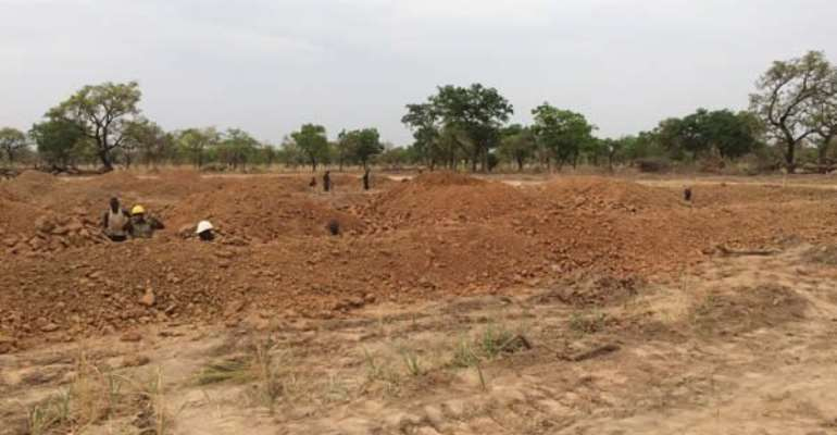 Confusion over land earmarked for Community Day SHS in Lawra