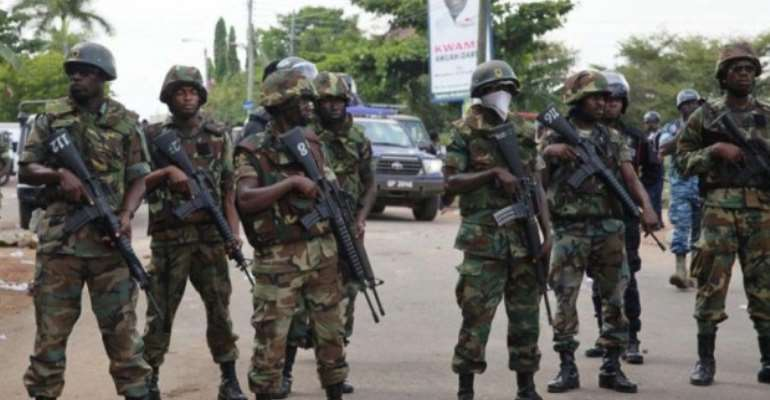 Attack On Military Personnel At Domefaase; Political Interference Is A Major Cause- Stranek-Africa