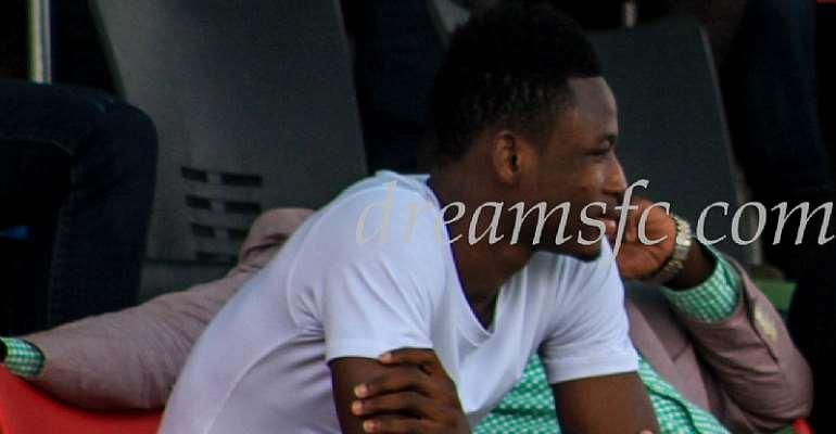 Baba Rahman backs Dreams FC to return to winning ways soon