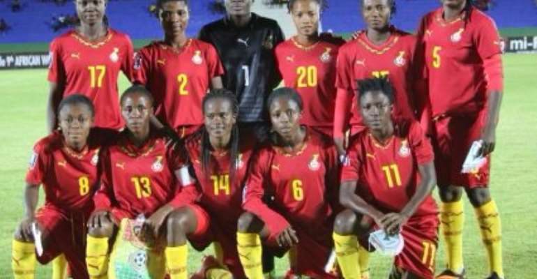 Olympic Games Qualifier : 18 Black Queens depart for Egypt