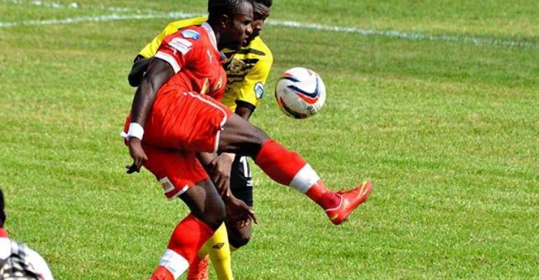 Kotoko invited to play in three-club tournament in Libya