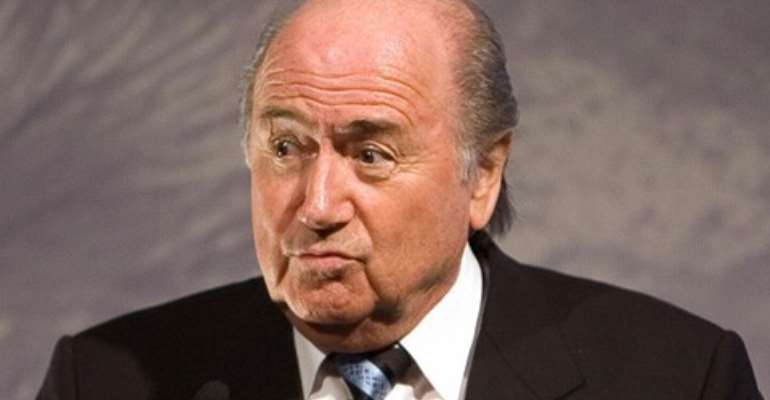 FIFA President Blatter awards Brazil 9.25 mark for special World Cup