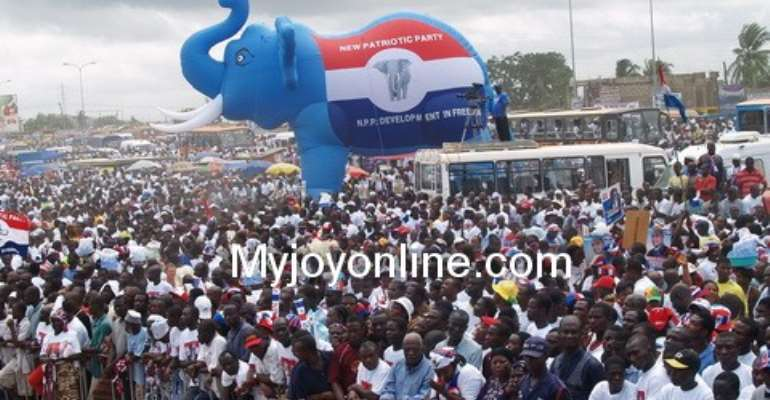 We will bring Arab Springs to Ashanti Region - Chairman Wontumi promises 1 million-man demonstration
