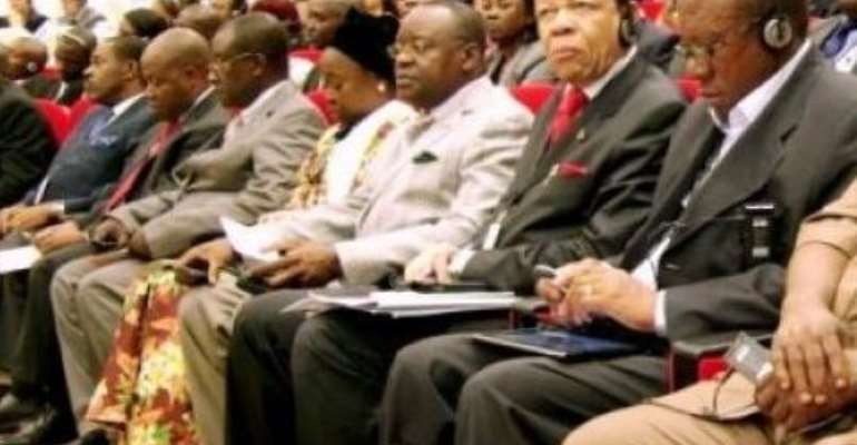 Pan African University of Water and Energy Sciences holds first International Symposium