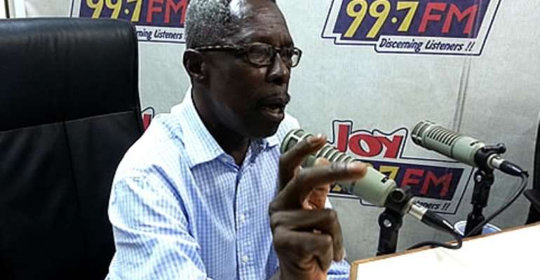 One-term premium for NHIS killed by lack of funding - Tony Aidoo