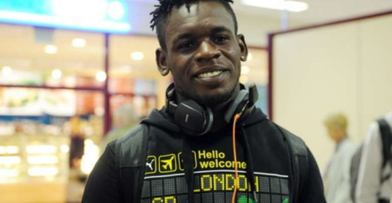 Striker Emmanuel Clottey set for Kotoko debut against WAFA after receiving ITC