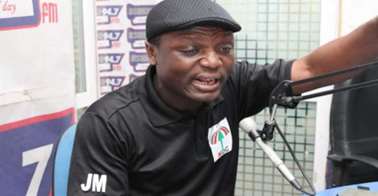 There are speculations Mr Kofi Adams may contest the seat as an Independent candidate