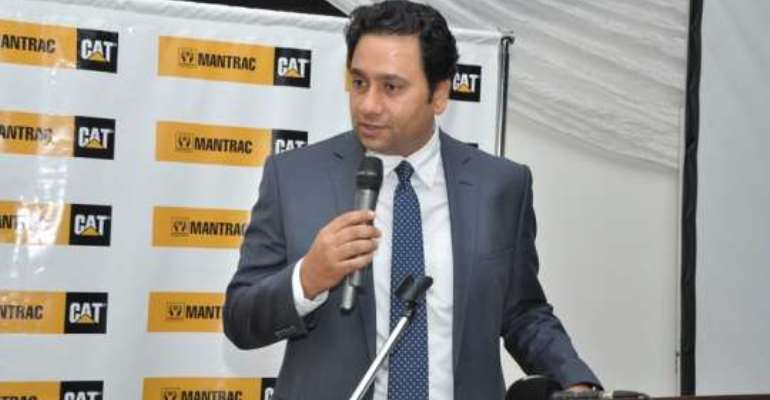 Mantrac Ghana invests in $40M Cat Engine Centre