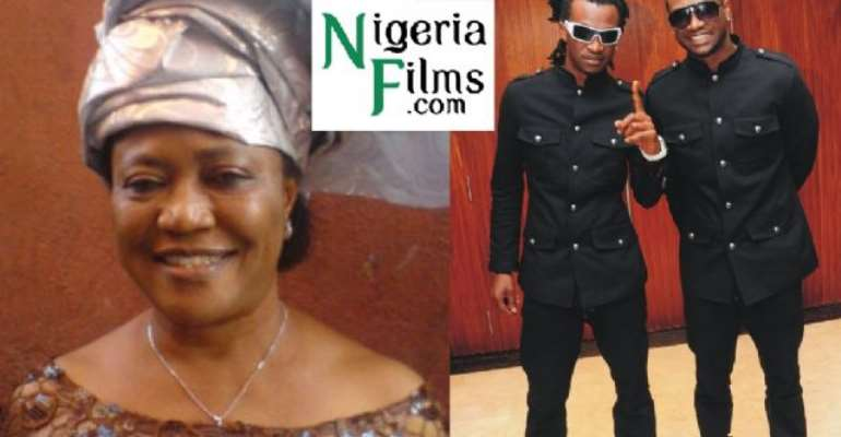 What P-Square Said About Their Mom