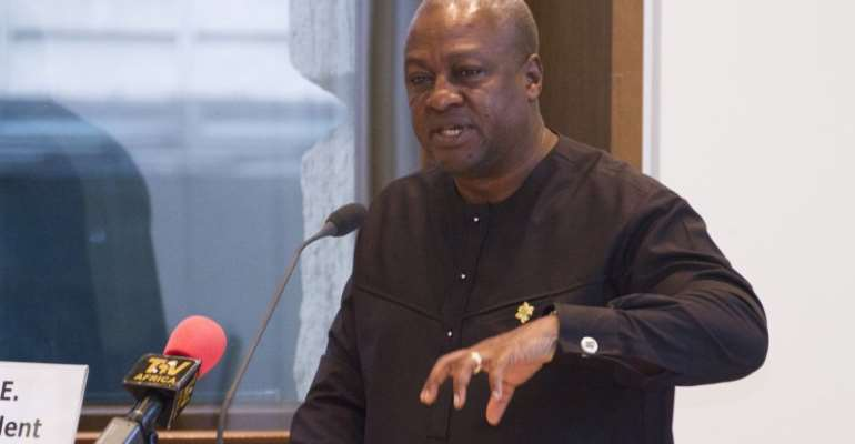 Fuel Issues To Blame For Continued Dumsor - Mahama Reveals