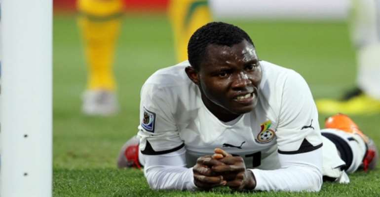 Kwadwo Asamoah: Juvents star heartbroken to miss Ghana's AFCON qualifiers