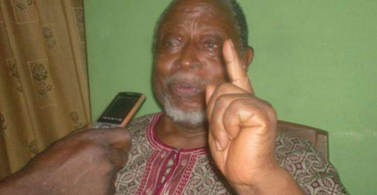 Why I Married 18 Wives----Elder Moses Olaya Adejumo ( MON) a.k.a. Baba Sala