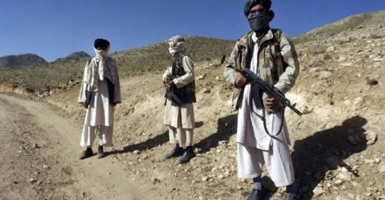 Fought to the Table: Talks with the Taliban