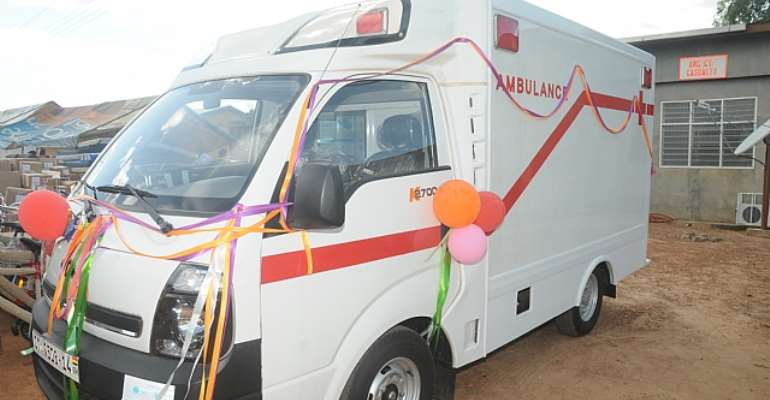 Rural Ambulance Project To Improve Healthcare And Tackle Rural Death Rates