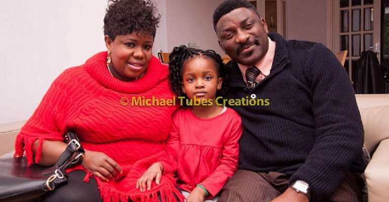 NOLLYWOOD YOUNGEST ACTRESS SNATCHES HER FIRST MOVIE ROLE