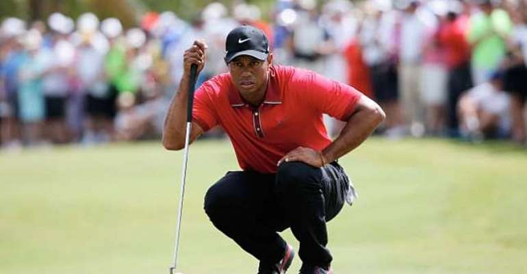 Tiger Woods announces return from injury