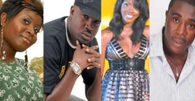 What do they want for Xmas? Nigerian Stars speak