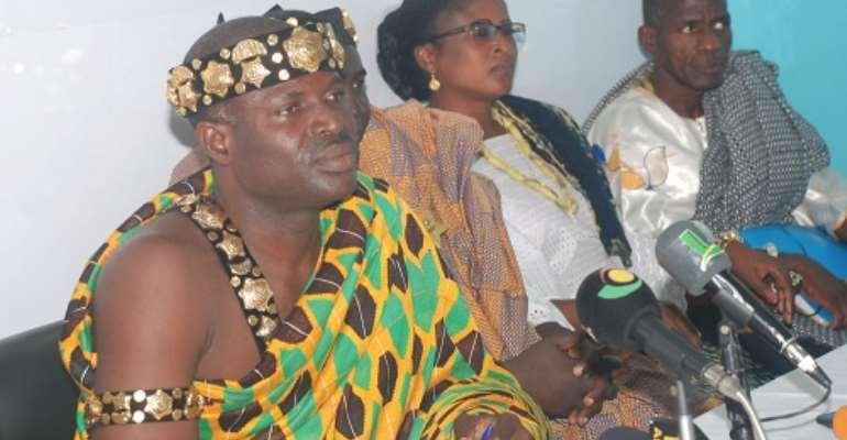 'Torgbui Detu was properly enstoolled'