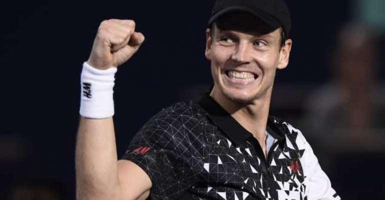 ATP Paris Masters: Tomas Berdych, Milos Raonic, Kei Nishikori qualify for ATP World Tour Finals