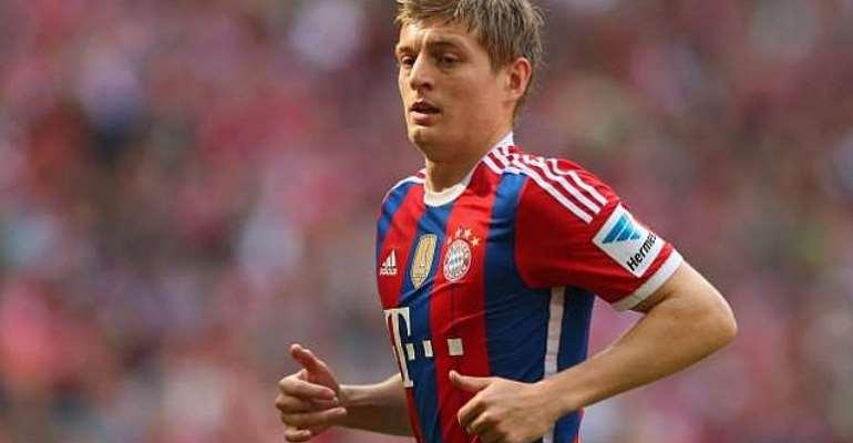 La Liga bound: Toni Kroos set to move to Spanish giants Real Madrid