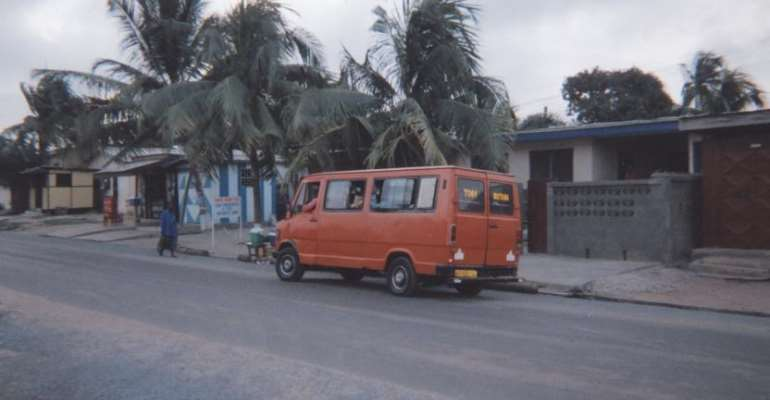 GPRTU Accra-Ho Branch Reduces Fares