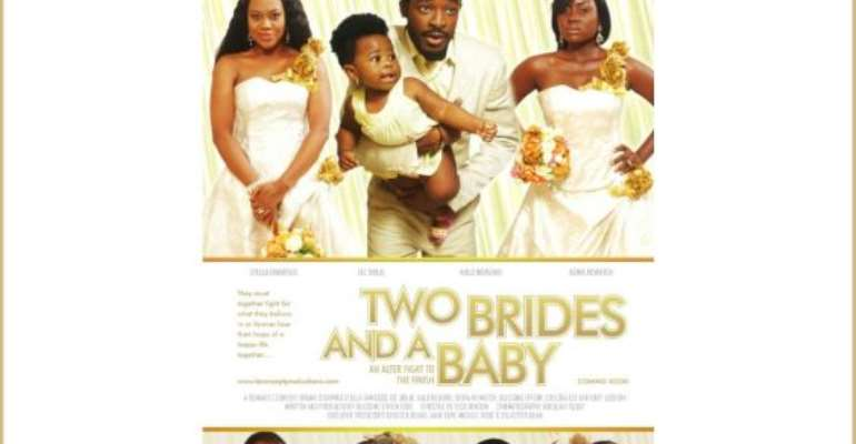 TWO BRIDES AND A BABY BAGS 12 NOMINATIONS FROM BEST OF NOLLYWOOD AWARDS