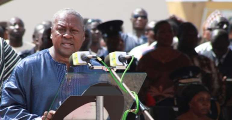 Deal with those who abuse their offices - Aid groups tell Mahama