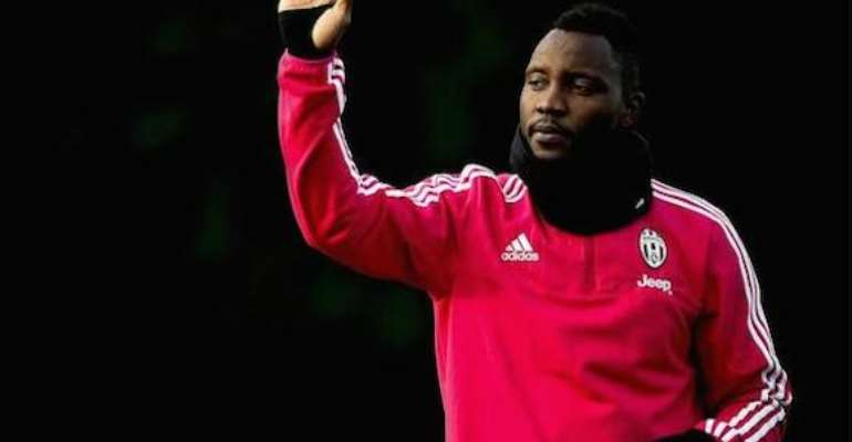 Juventus ace Kwadwo Asamoah itching to work with Antonio Conte at Chelsea