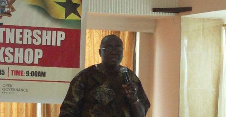 Ghana committed to Open Government Partnership
