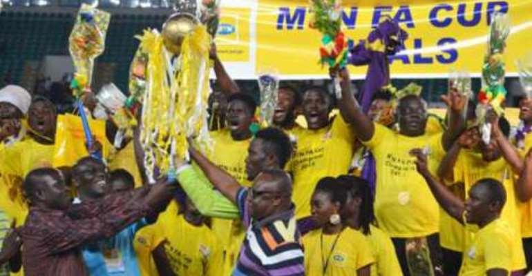 MTN FA Cup: All Stars draw Techiman City, Hearts, Kotoko pair lower division sides