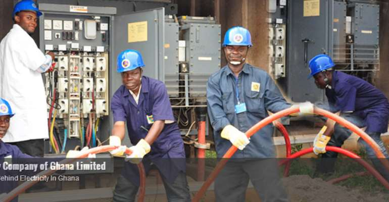 ECG staff to be reassigned as gov't closes in on second MCA deal