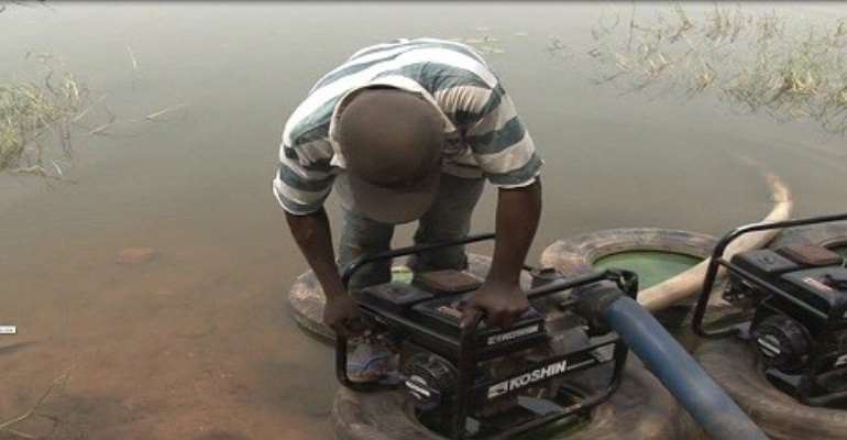 Alert: Ghana risks running out of clean water in 12years