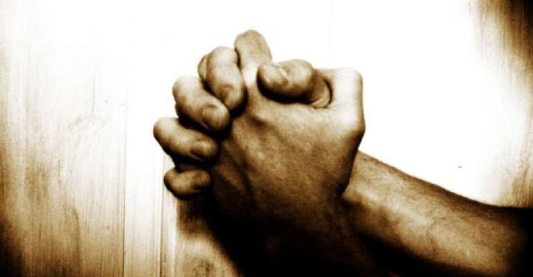 Pray, Pray, and Pray