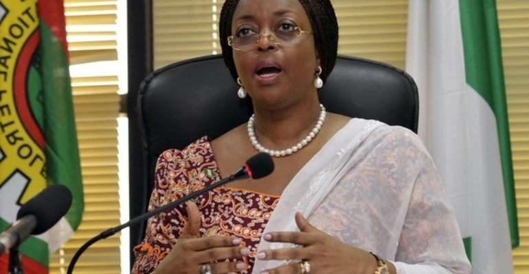 Diezani Alison-Madueke Maintained Rooms In Two New York Luxury Hotels During UN Assembly