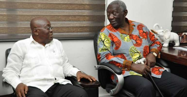 Nana Akufo-Addo Can Never Lead Ghana. Period!