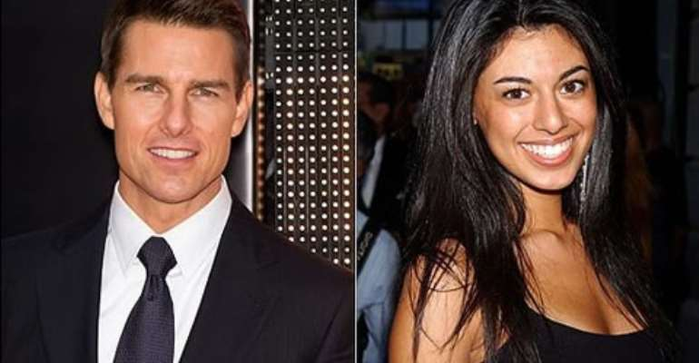 Tom Cruise and Yolanda Pecoraro