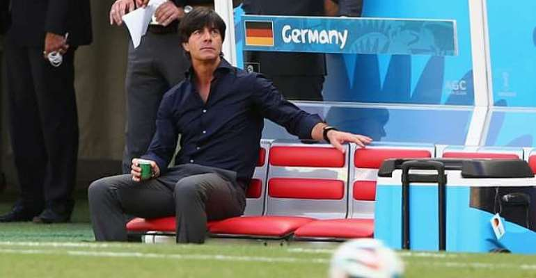 Under-fire: Stuttering Germany raise questions about Joachim Low's selections