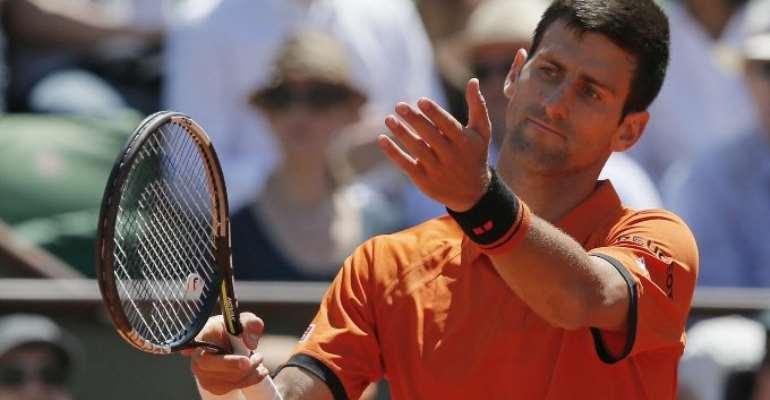 French Open: Novak Djokovic still makes third round despite off-game