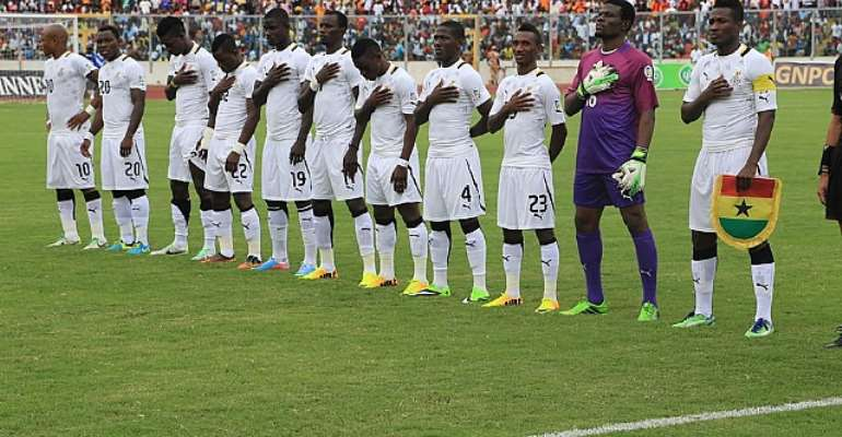 Black Stars Will Again Get Us There
