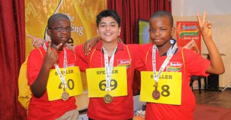 Vishal Thakwani gets the last word in the Spelling Bee 2015 national finals