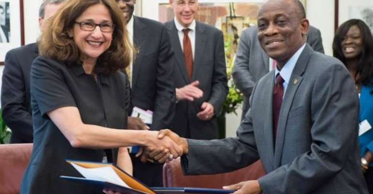 Ghana Receives 2nd IMF Tranche By July