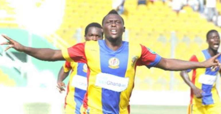 'Ready to rumble': Fiamenyo confident of Hearts of Oak win over Esperance