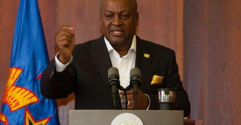 US Defense contradicts Mahama's risk assesment of Gitmo detainees