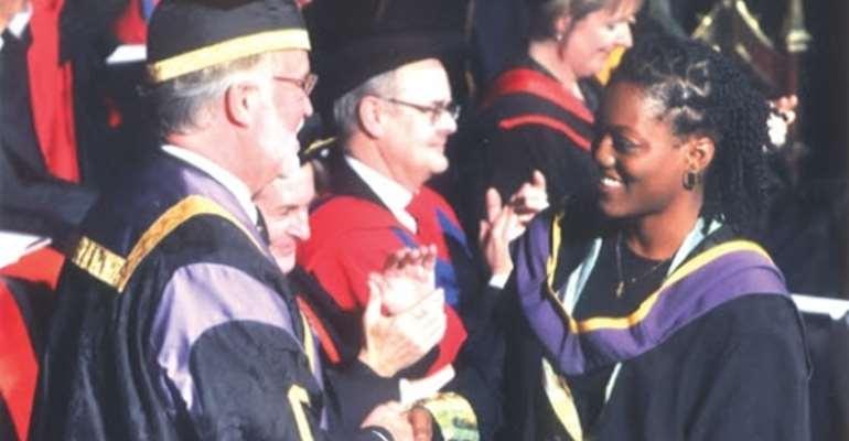 Ghanaian emerges tops at London School of Economics