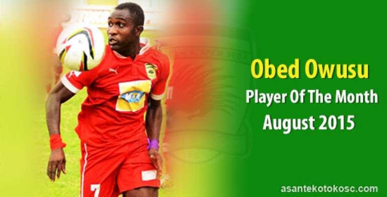 Obed Owusu