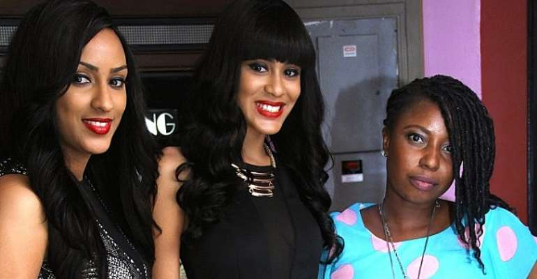 Celebs Who Stormed Juliet Ibrahim Movie Premiere In Lagos